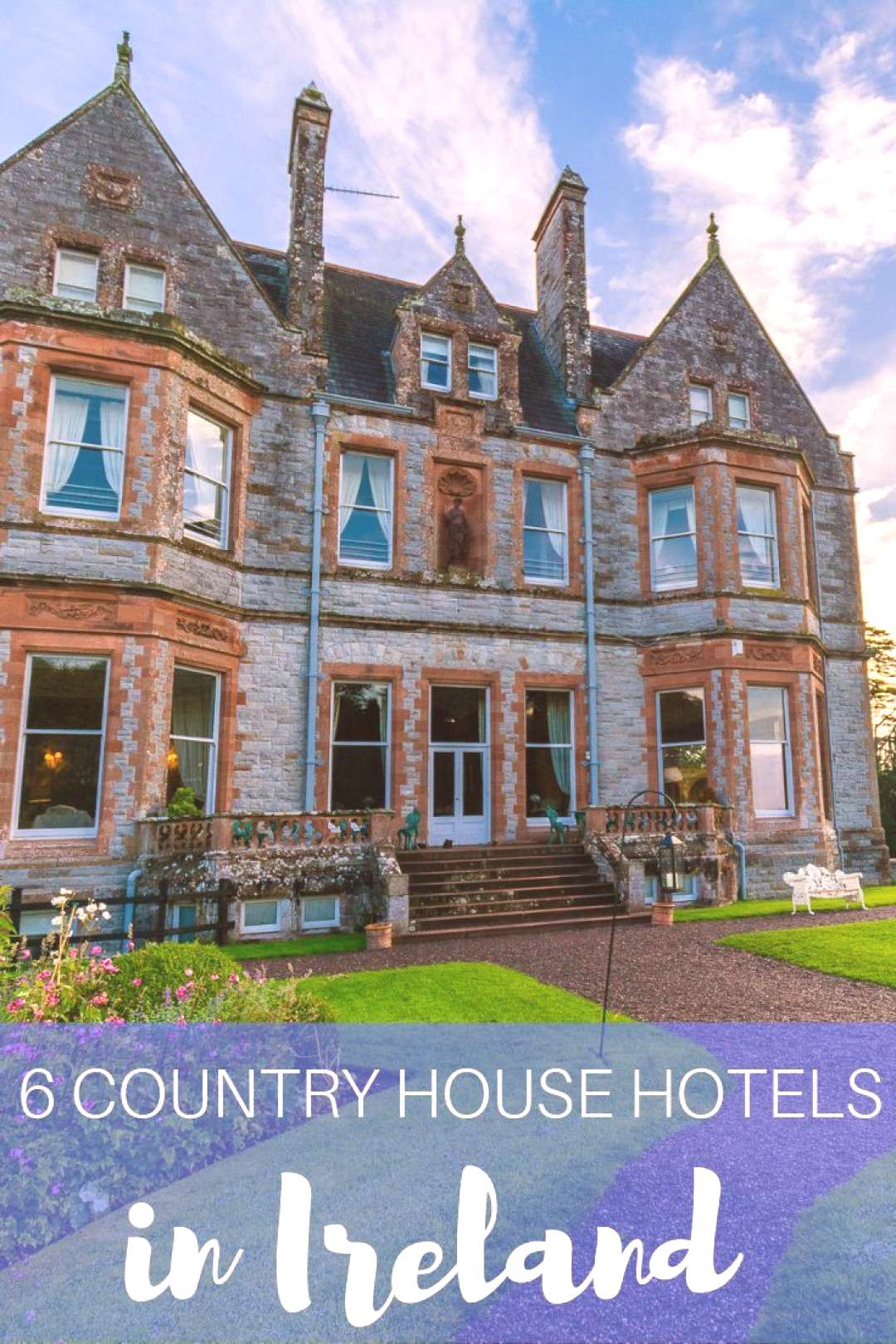 6 Beautiful Country House Hotels in Ireland When you're looking for places to stay in Ireland, you