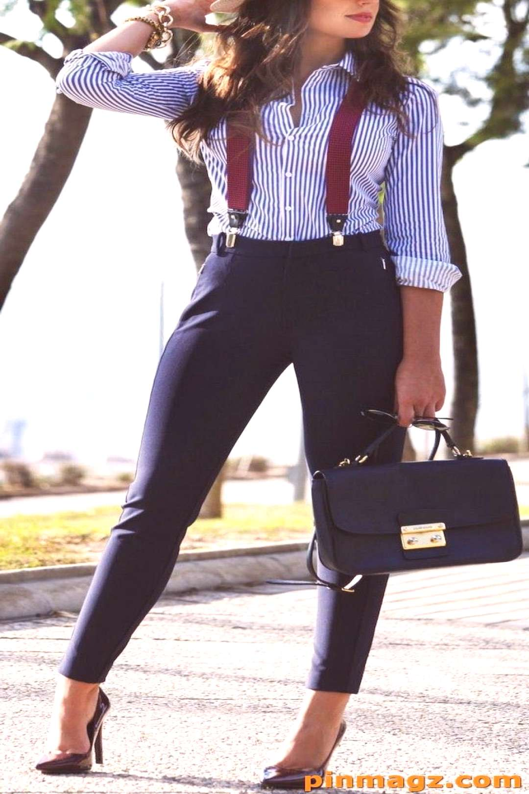 Business Casual Outfits Ideas For Women -