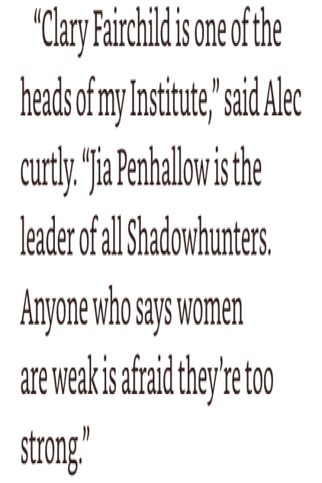 Cassandra Clare  from the land i lost   Alec quotGhosts Of The Shadow Marketquot
