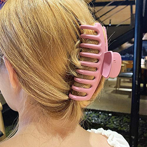 Casual Socks Large Hair Claw Clips for Thick Hair, Strong