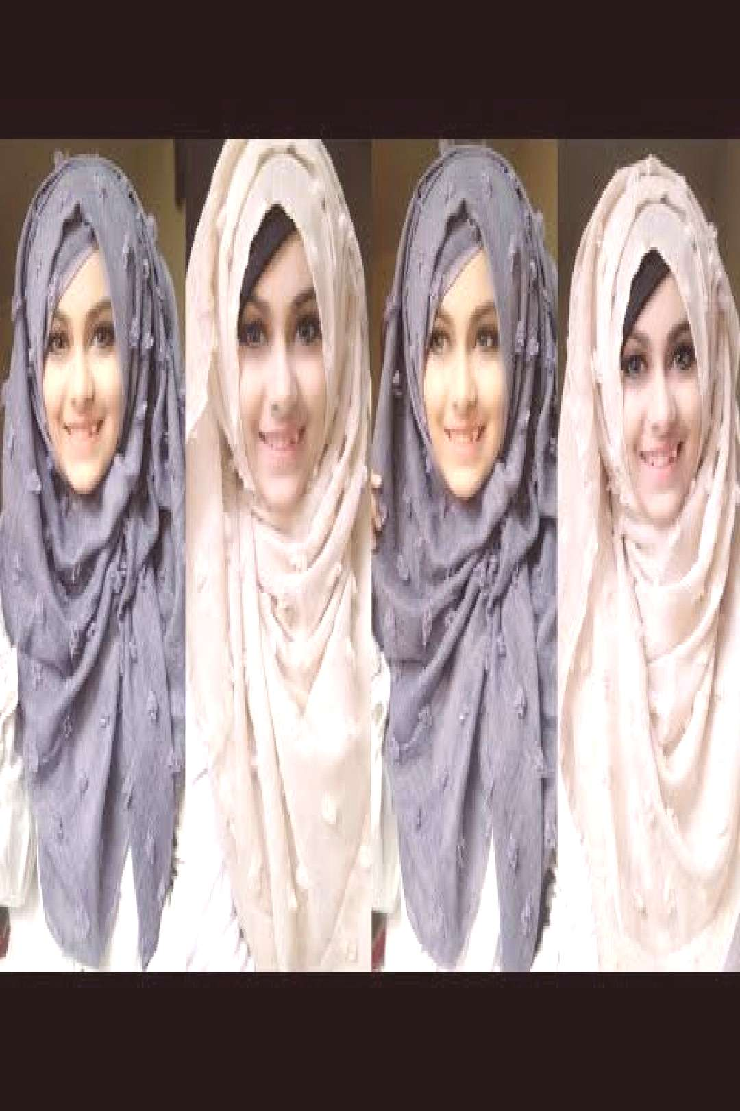 Easy and Casual Hijab Tutorial For Everyday Wear || Noshin Nower ❤  Easy and Casual Hijab Tutoria
