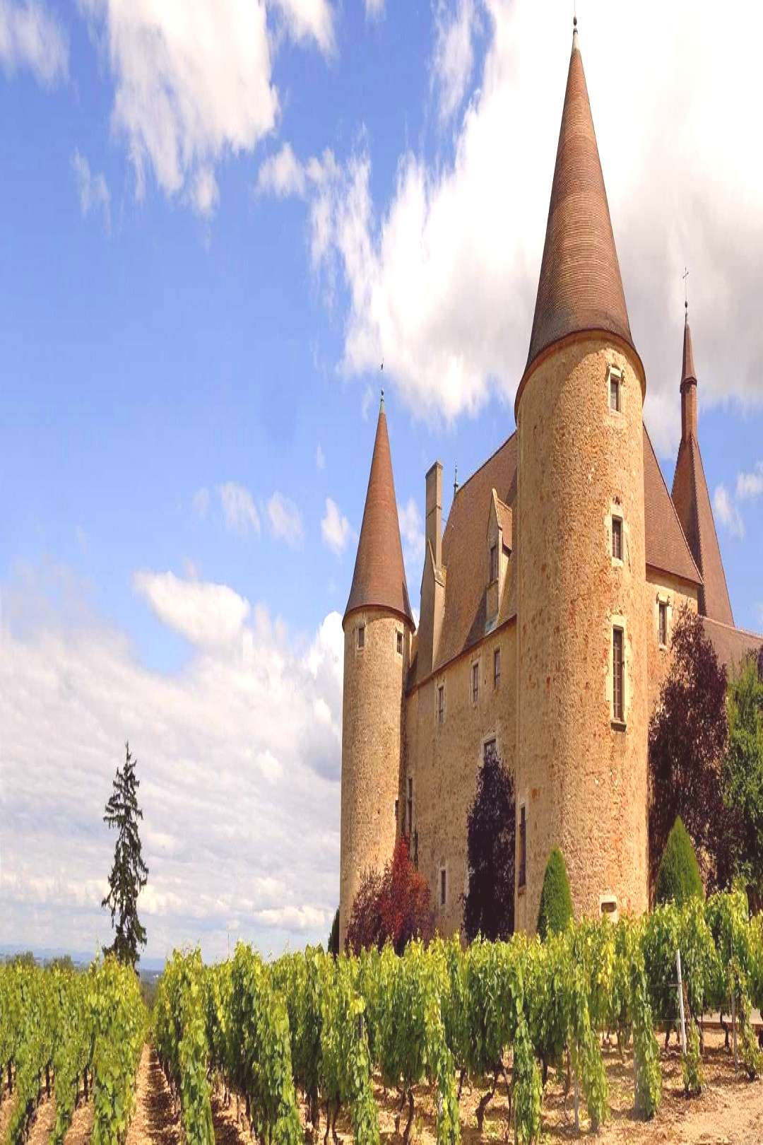Fairytale Castles You Can Sleep In With Your Kids -