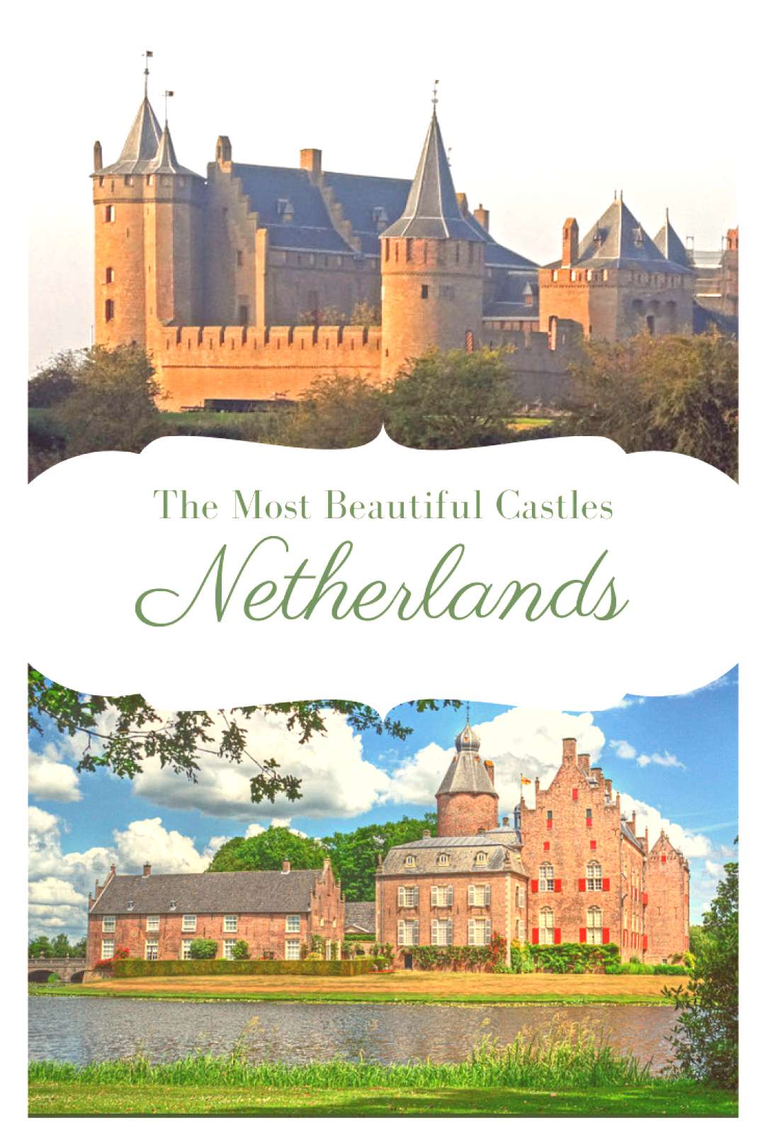 Like most European countries, the Netherlands has a long list of medieval buildings, including cast
