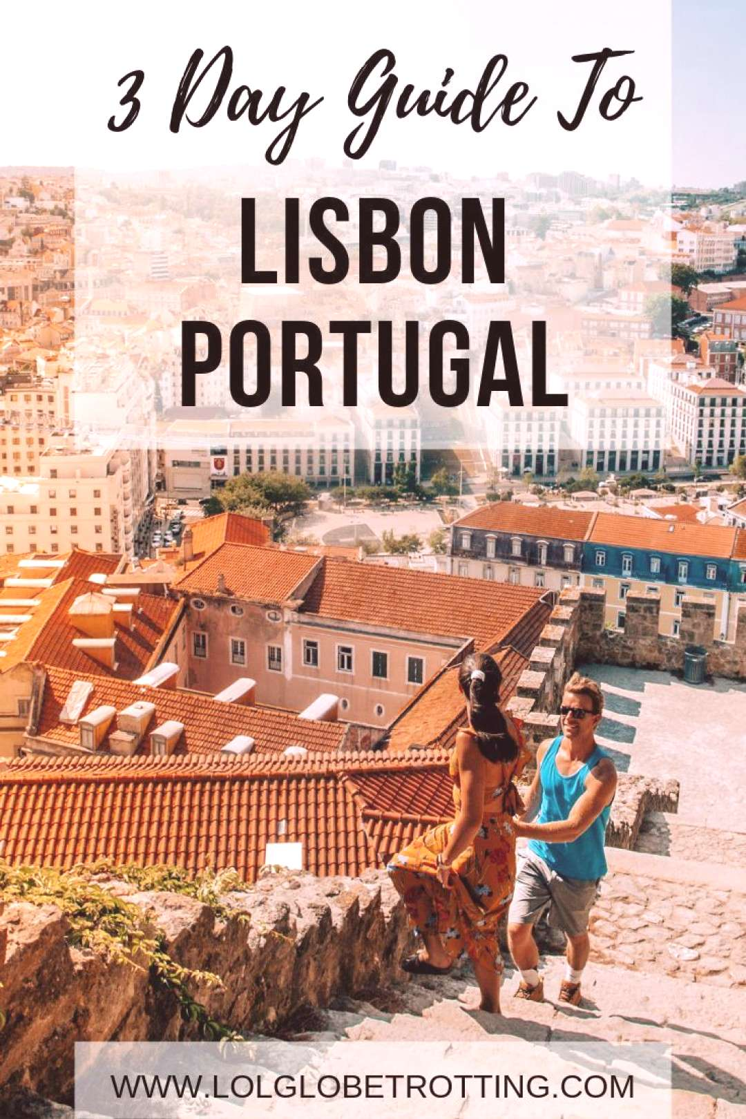 Lisbon Travel Blog - Landmarks, Beaches, and Adventure 3 Day Guide to Lisbon, Portugal. This travel