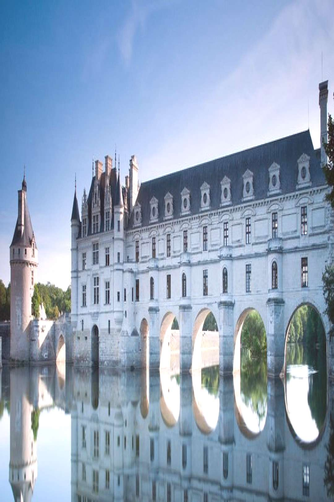 Loire Valley Castles Tour from Paris Chambord, Chenonceau with Lunch amp Wine - -