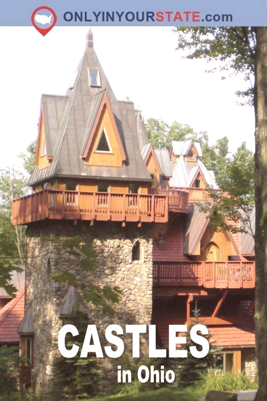 Most People Dont Know These Hidden Castles Are Right Here In Ohio, Most People Dont Know These H