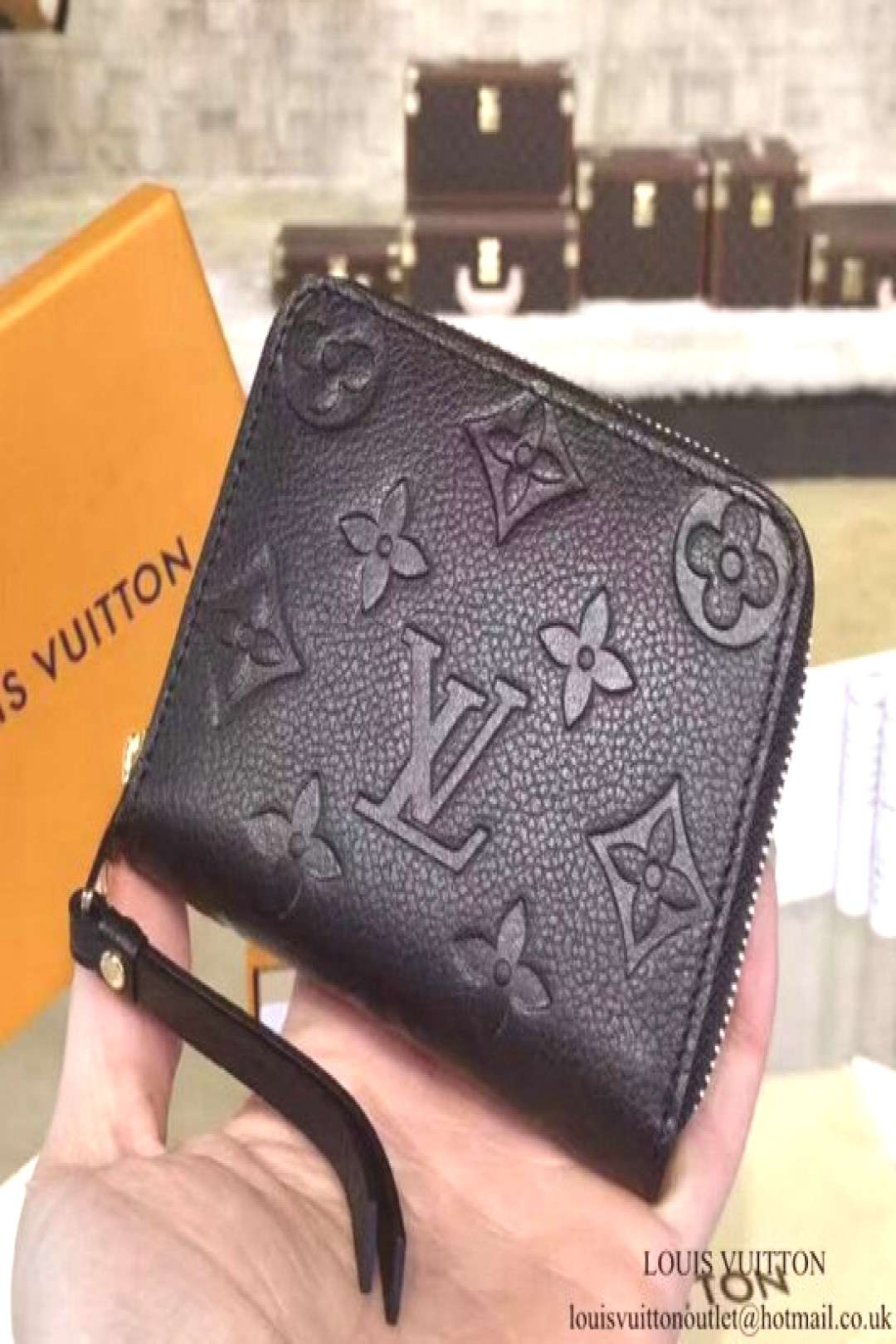 New LV Collection for Louis Vuitton.