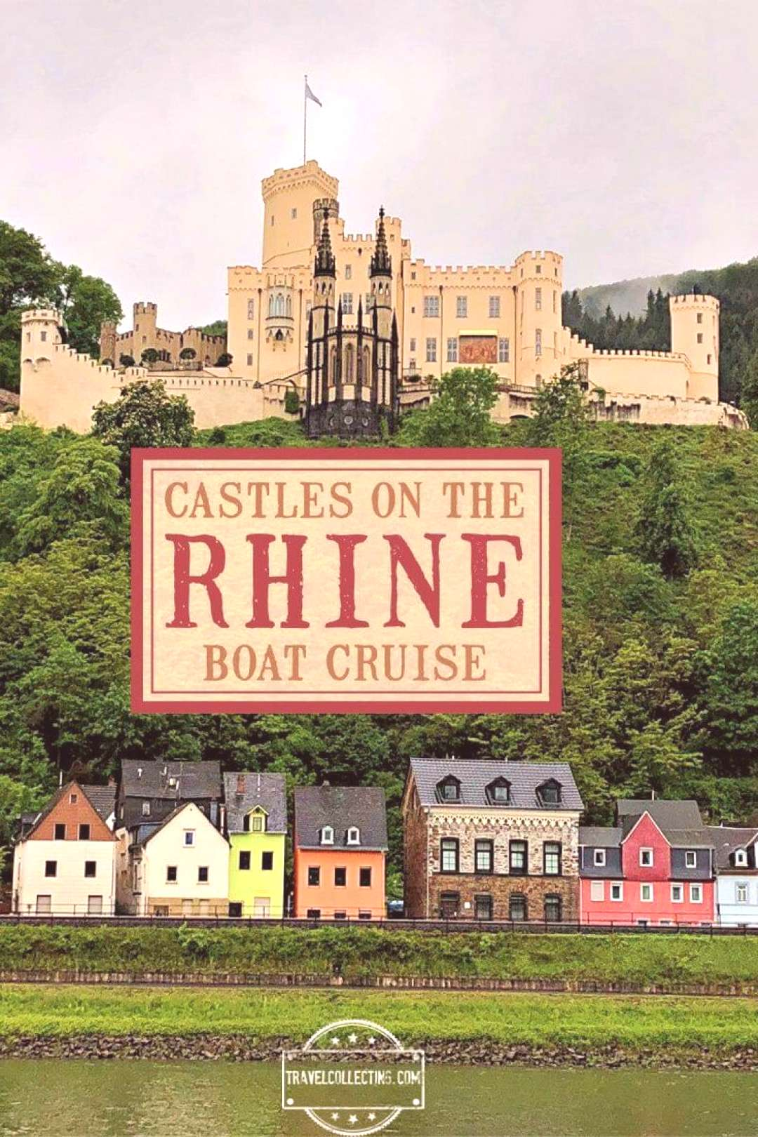 Rhine River Cruise Castles amp Villages Take a Rhine River cruise. The Rhine River, Germany is famou
