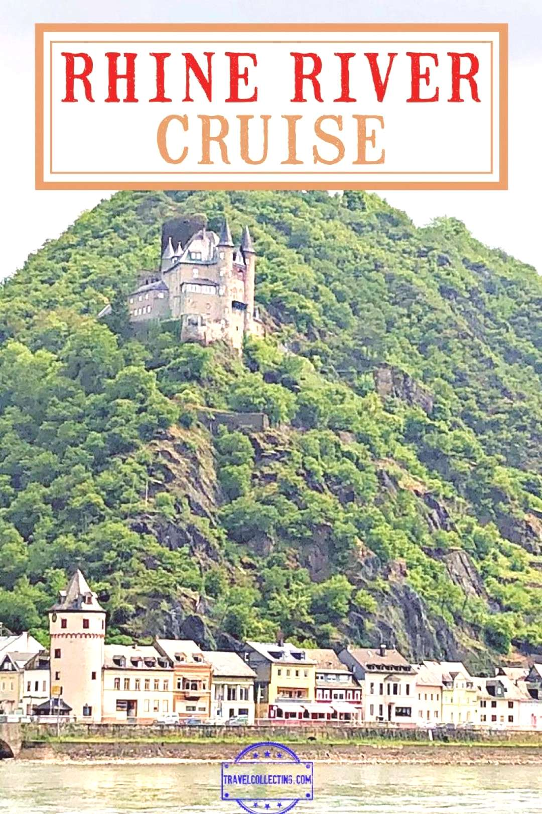 Rhine River Cruise Castles amp Villages The Rhine River, Germany is famous for fairytale castles and