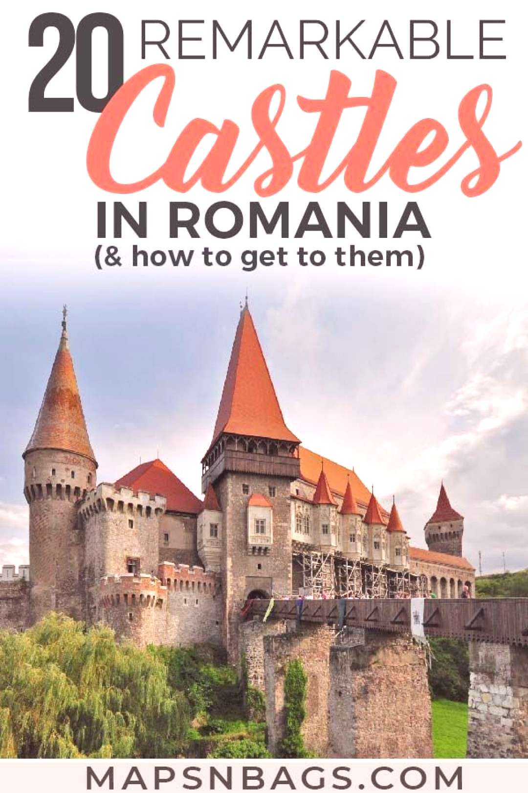 Take a look at most beautiful castles in Romania including many abandoned castles! Youll love thes