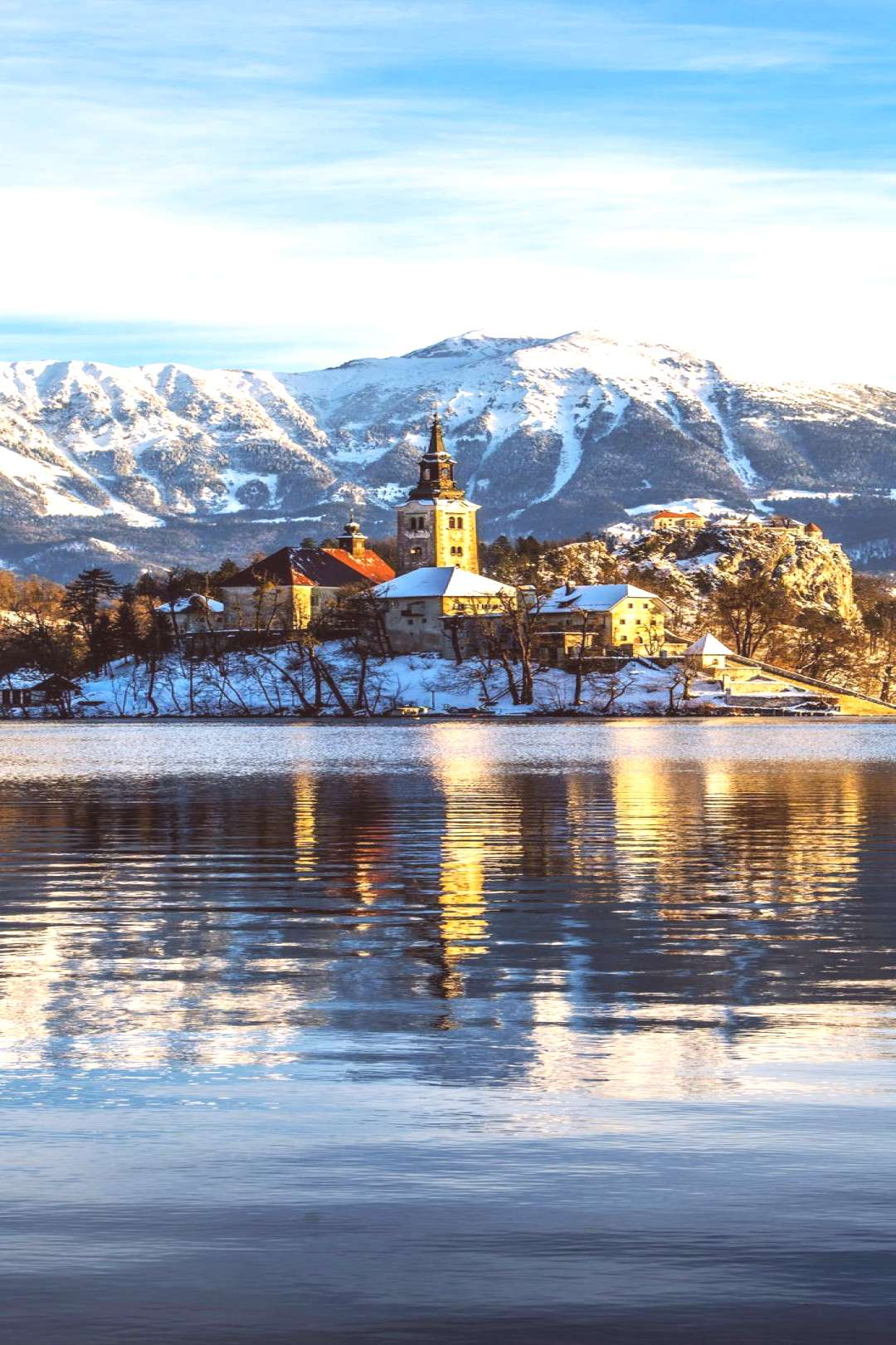The 20 Most Stunning Fairytale Castles in Winter -