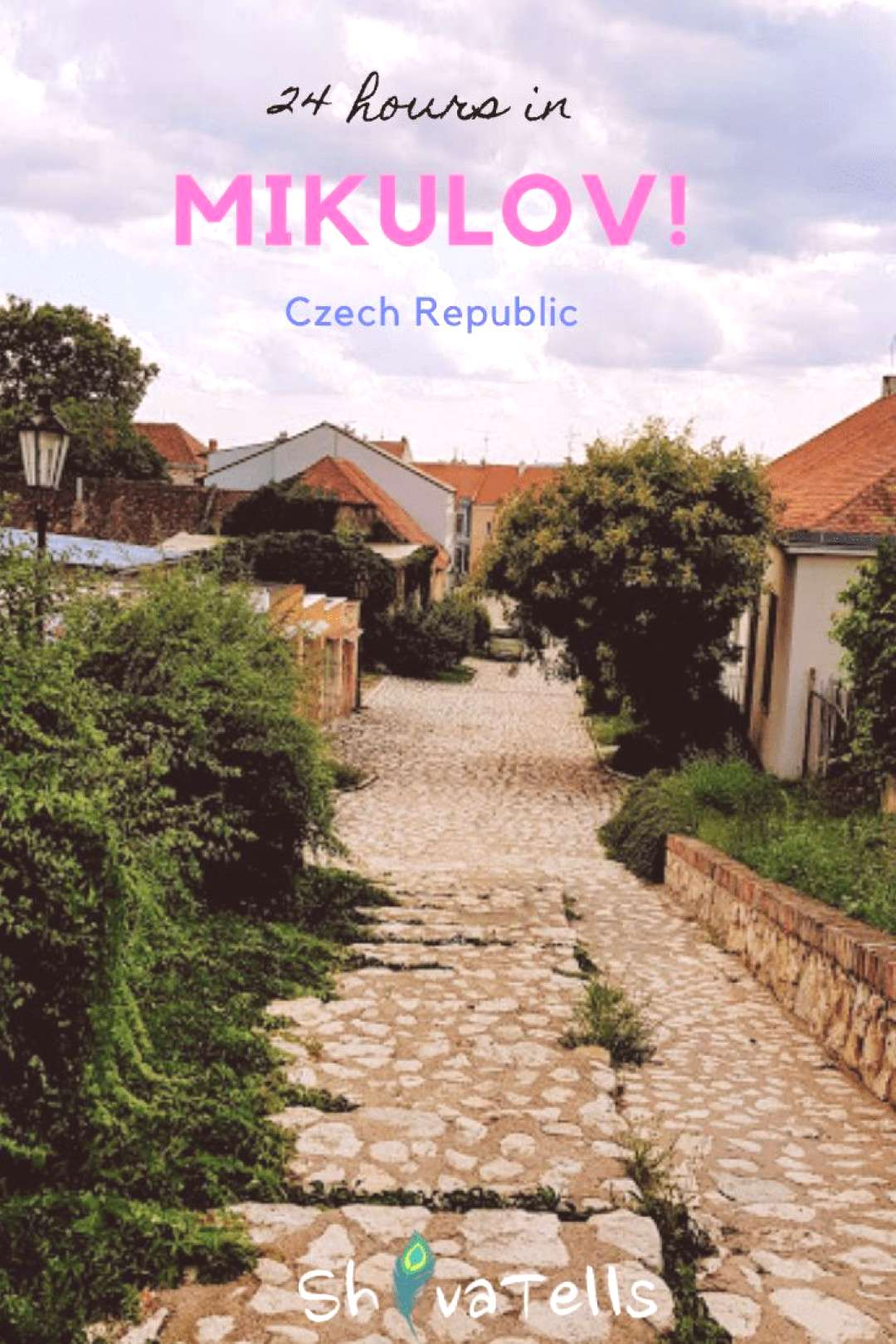 This small town in Czechia is a romantic getaway in South Moravia region Check out all the things t