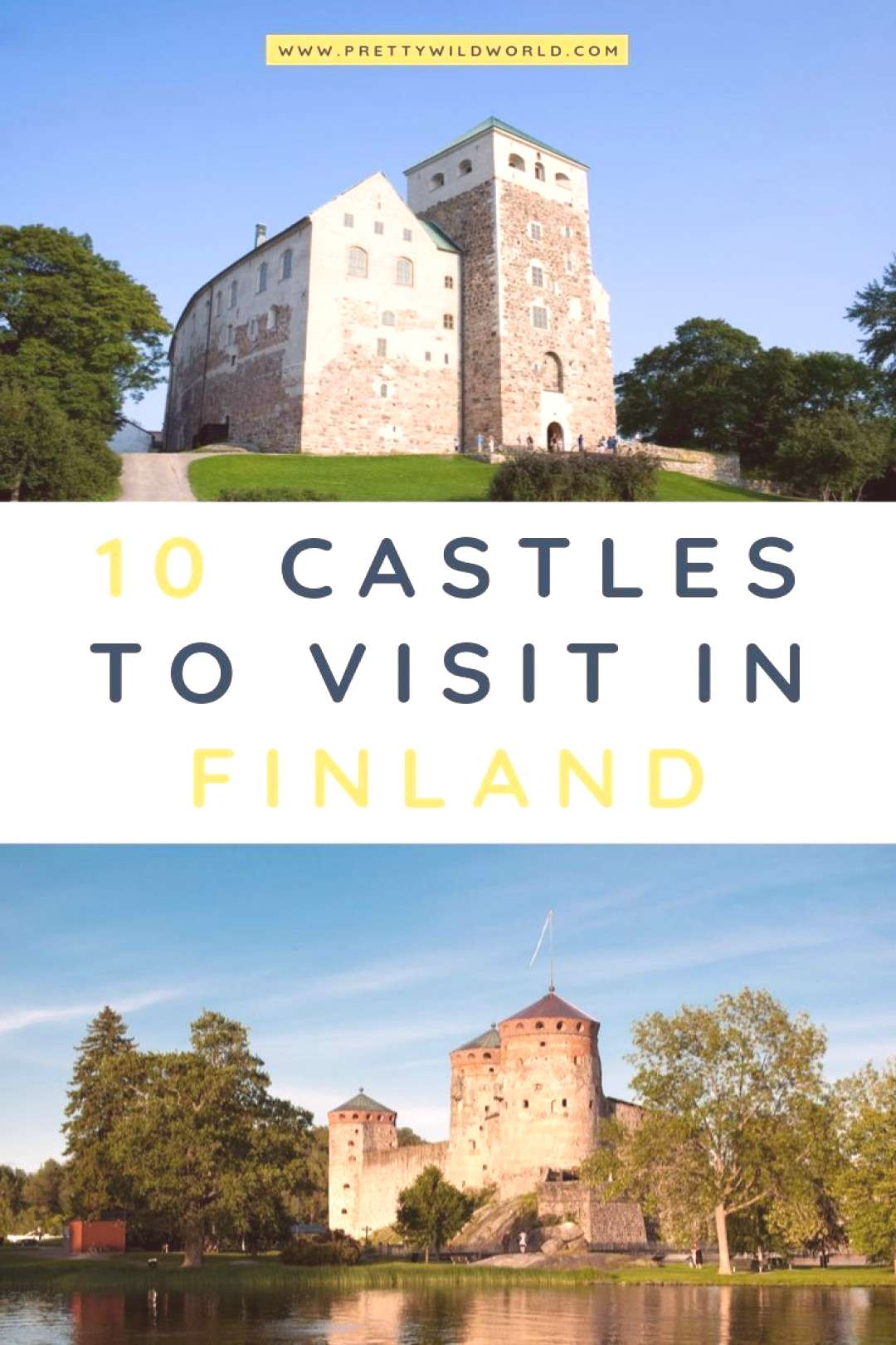 Top 10 Gorgeous Castles in Finland Castles in Finland | Looking for something interesting and histo