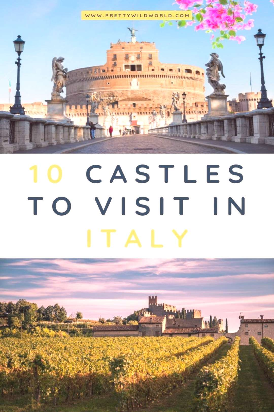 Top 15 Beautiful Castles in Italy Castles in Italy | Looking for something interesting and historic