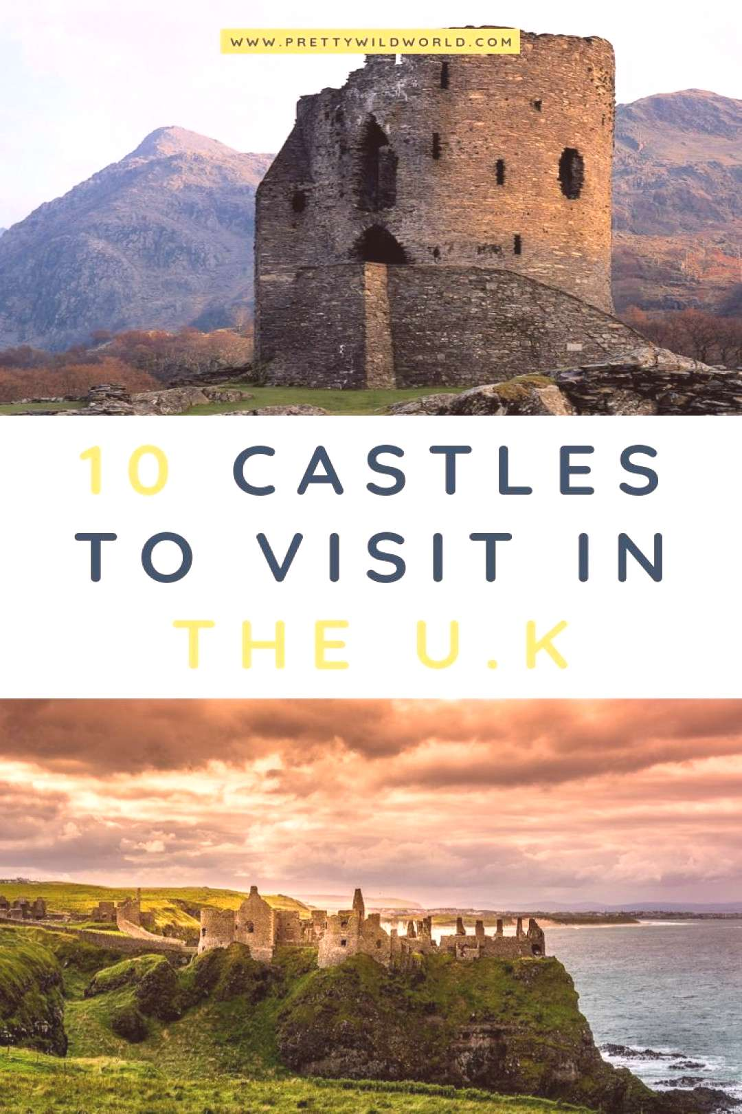 Top 15 Epic Castles in The UK Castles in the UK | Looking for something interesting and historical