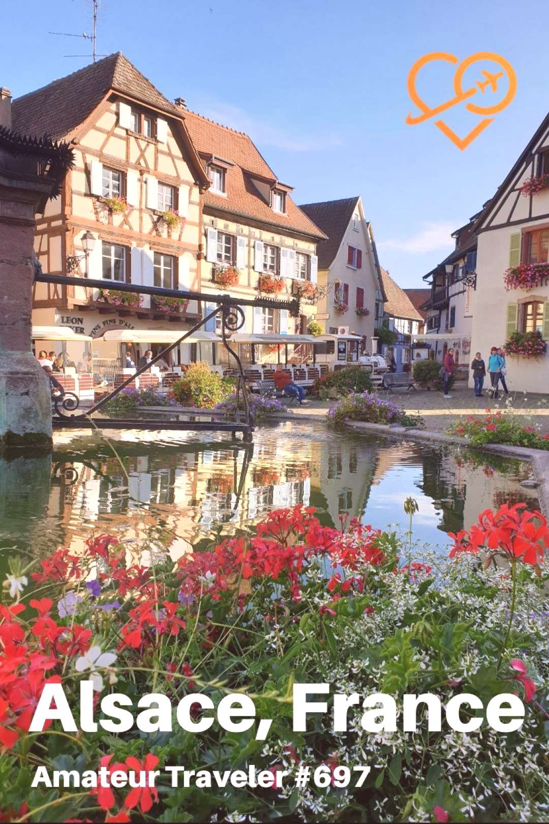 Travel to the Alsace Region of France - Episode 697 - Amateur Traveler Travel to the Alsace Region