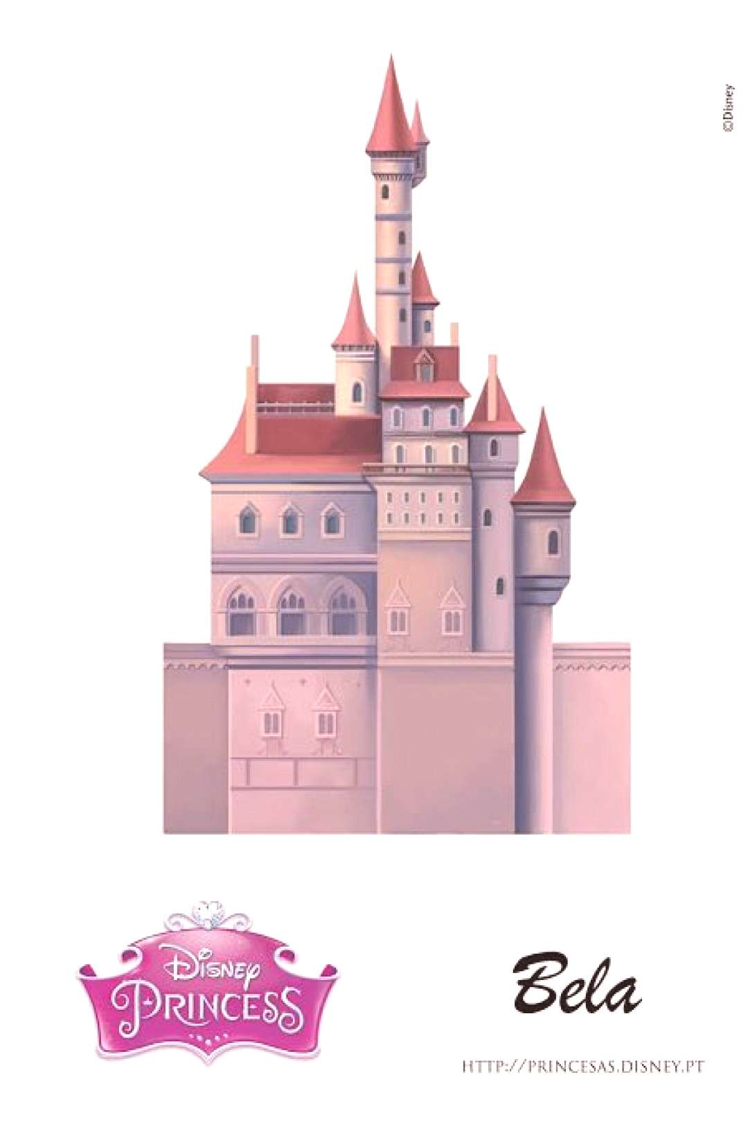 We keep adding the printable castles of the Disney Princesses. Today I ac ... - -